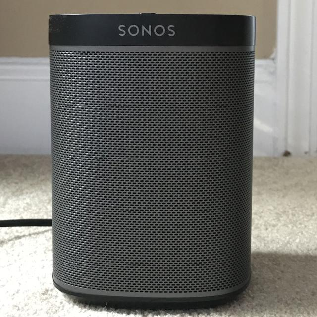 sonos play 1 airplay