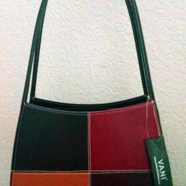 New Vani Leather Handbag