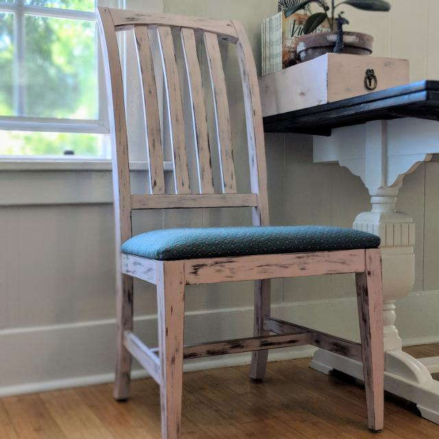 Best Ethan Allen Up Cycled Cherry Shabby Chic Chairs For In Portland Oregon 2019