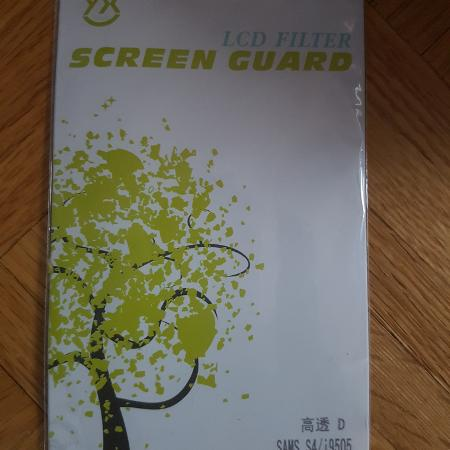 LCD Filter Screen Guard - for Samsung... for sale  Canada