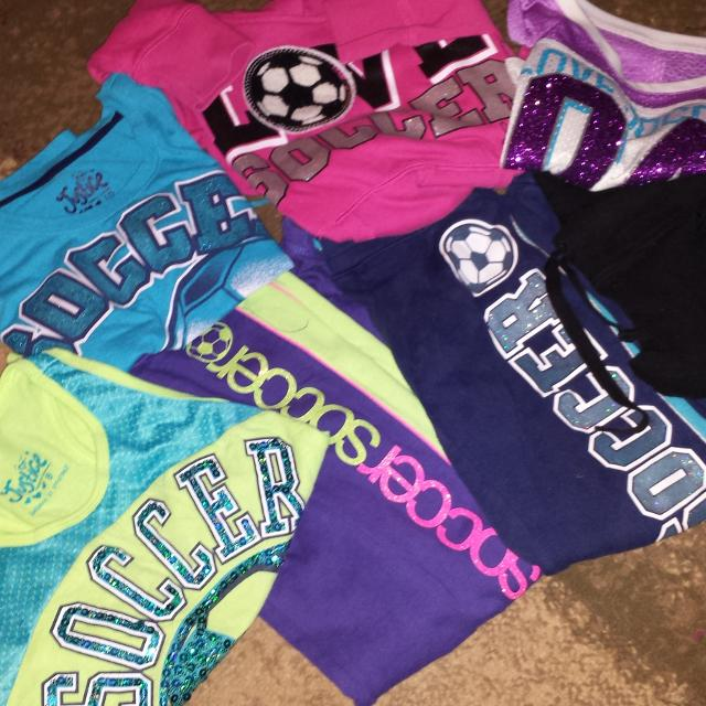 Best Justice Soccer Clothes for sale in League City 5d28c0db997e