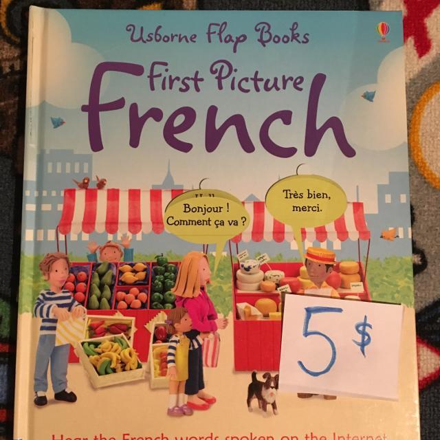 Livre Anglais Francais