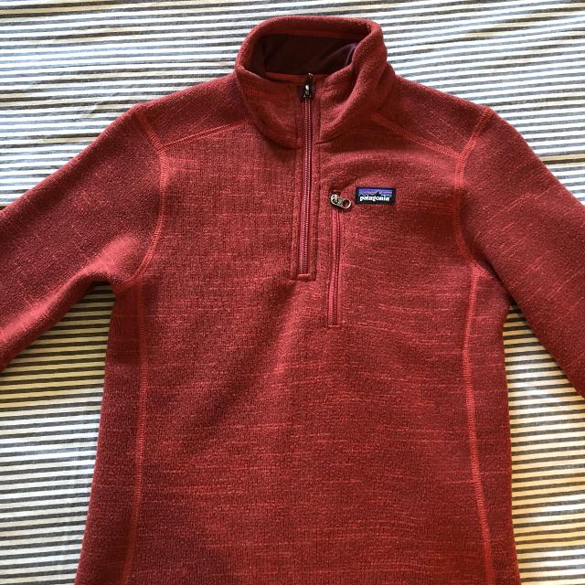 Best Patagonia Boys  Better Sweater 1 4-zip Fleece for sale in  Hendersonville cff27b93e