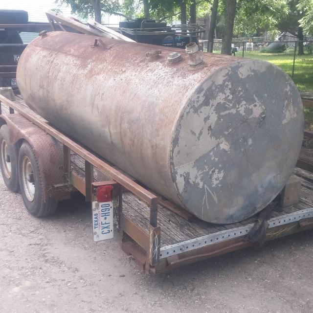 500 Gallon Fuel Tank >> 500 Gallon Diesel Tank