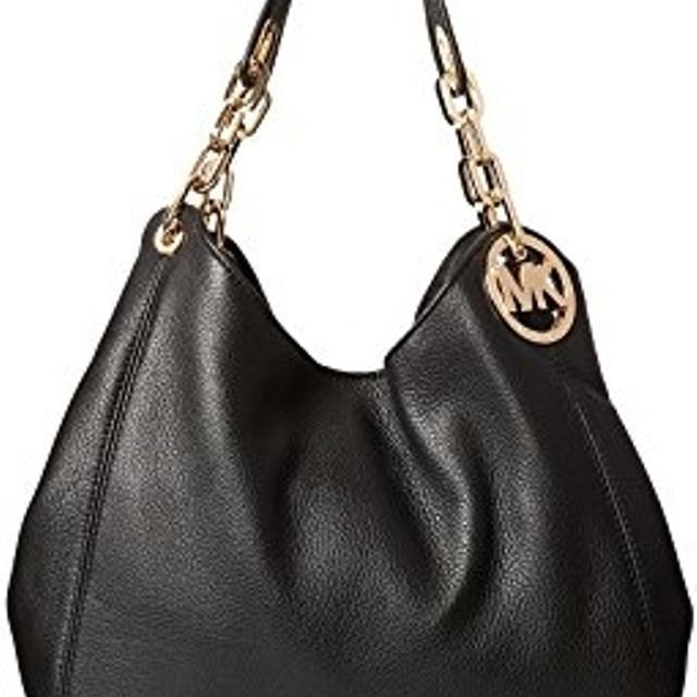 debbe4495ab082 Best Michael Kors Fulton Dark Brown Hobo Shoulder Bag for sale in Raleigh,  North Carolina for 2019