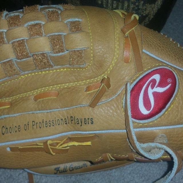 f583958ead Best Rawlings-ken-griffey-jr-rbg36-12.5 Leather-baseball-mitt-glove-lh for  sale in Fort Campbell, Kentucky for 2019