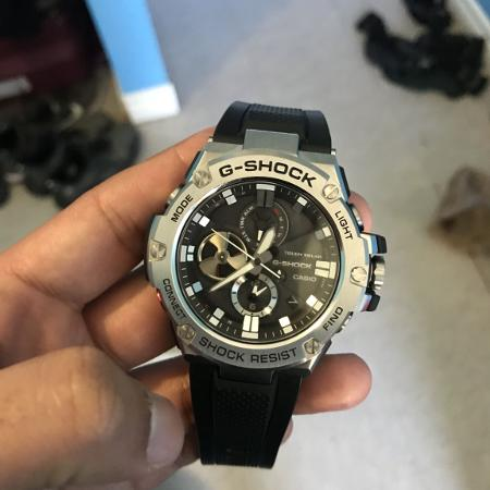 G-shock g steel bv100 for sale  Canada