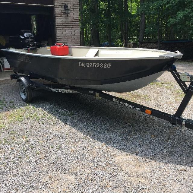 Best 14ft Aluminum Boat for sale in Oshawa, Ontario for 2021