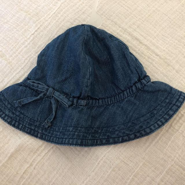 Best Baby Gap Denim Sun Hat. New With Tags. 0-6 Months. for sale in ... 3614e3dd550