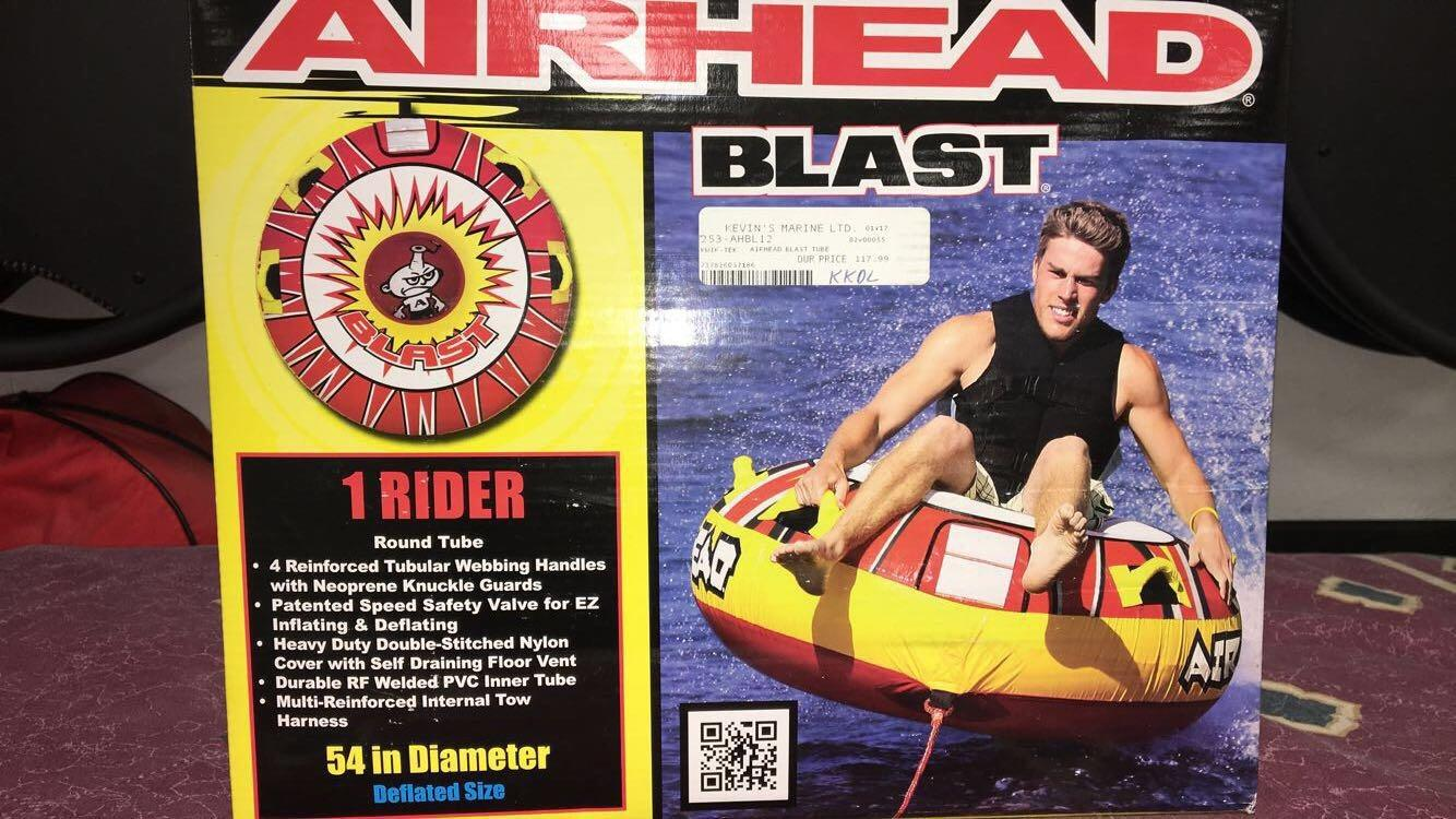 Find More Airhead Tube For Sale At Up To 90 Off Boat Tow Harness