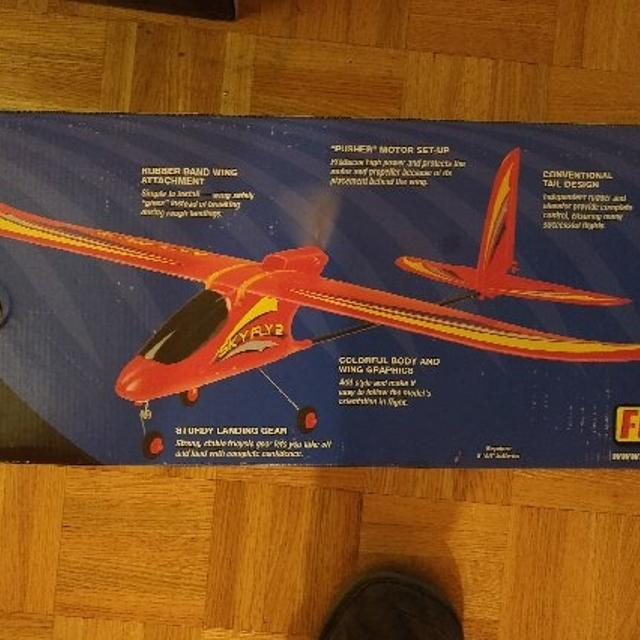 Find more Skyfly2 Rc Airplane Parts Or Hobby Use for sale at up to