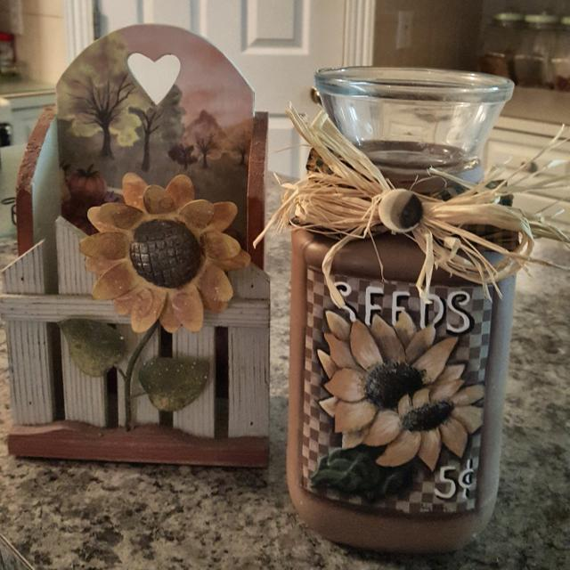 Best Cottage Decor Country Sunflower Decorative Set For In Airdrie Alberta 2019