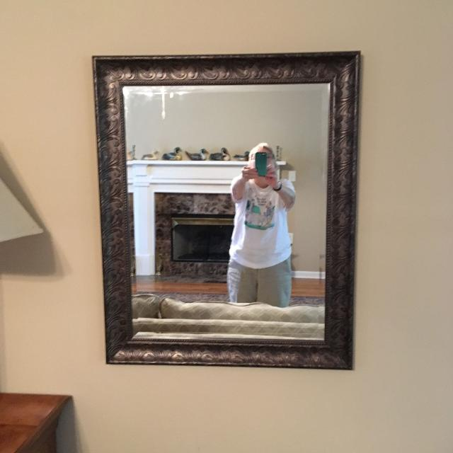 Find More Expensive Mirror 2 Ft 8 In X 2 Ft 2 In Gallatin Twin