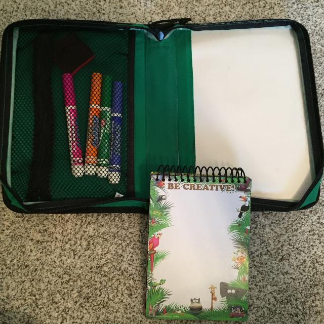 find more crayola on the go art case with wipe off board markers