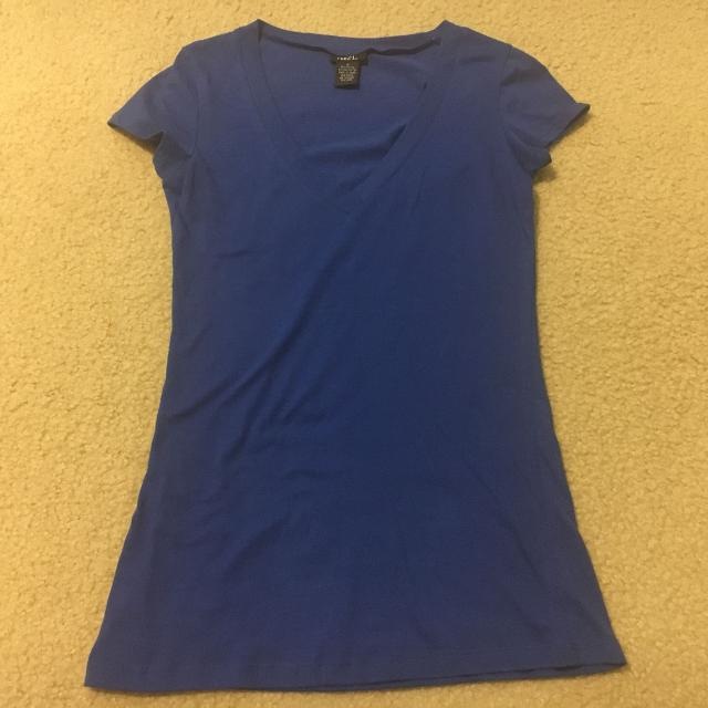 Best Rue 21 T Shirt In Royal Blue Small Euc For Sale In Pensacola