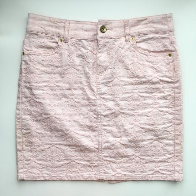 9588c6eedd Best Pastel Pink Denim Skirt for sale in Penetanguishene, Ontario for 2019