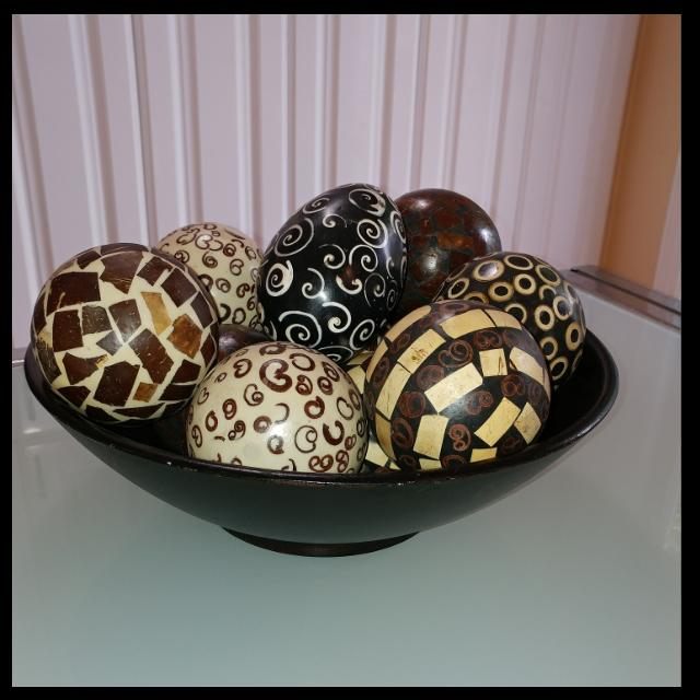 Find More Decorative Bowl 40 Decorative Balls From Indonesia For Extraordinary Decorative Balls For Bowl