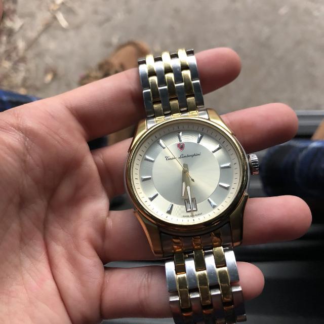Tonino Lamborghini Watch >> Vintage Tonino Lamborghini Watch