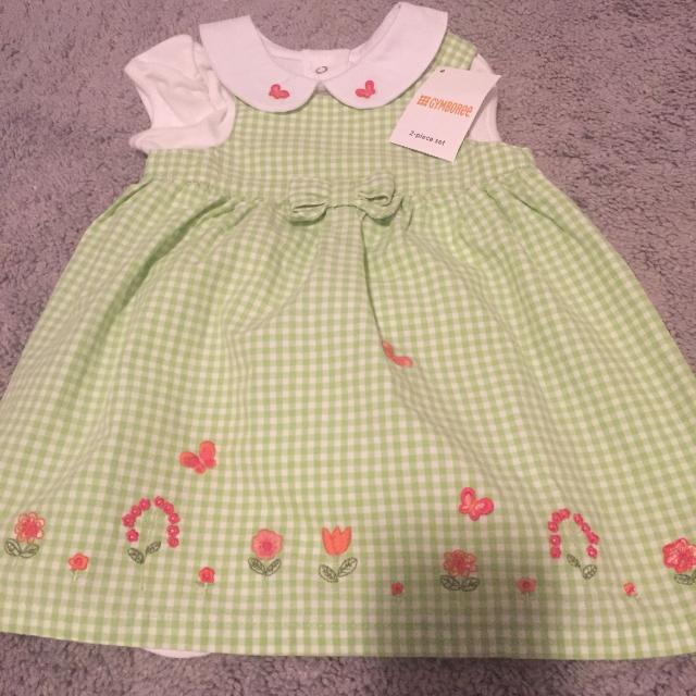 a0cbc9bb3e4e Best Brand New Gymboree Dress With Flip Flops for sale in Airdrie ...
