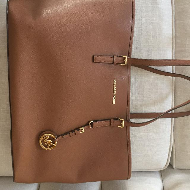 57b0a30f57 Best Brand New Authentic Michael Kors Tote Bag for sale in Oshawa, Ontario  for 2019
