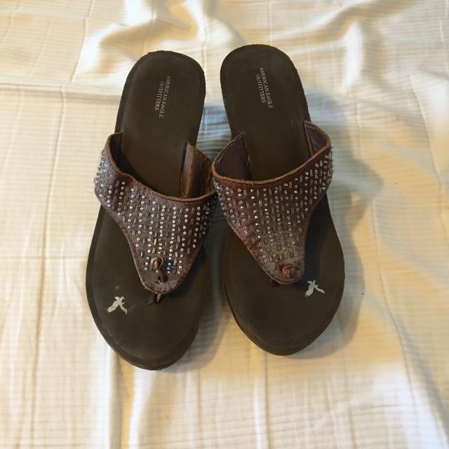 64277ec996f Best American Eagle Platform Sandals for sale in Dekalb County ...