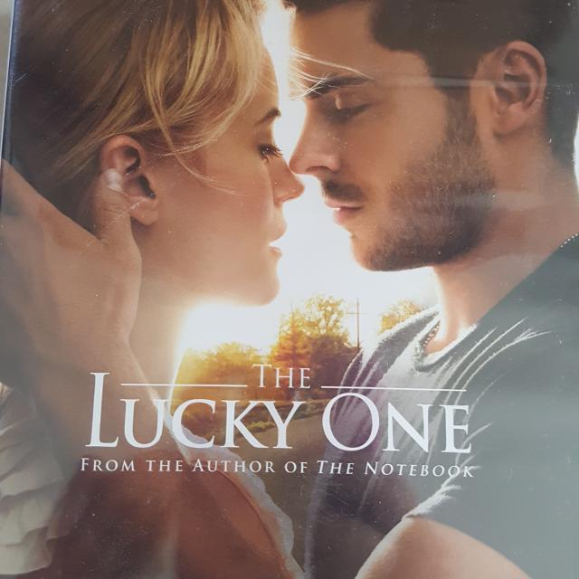 the lucky one main characters