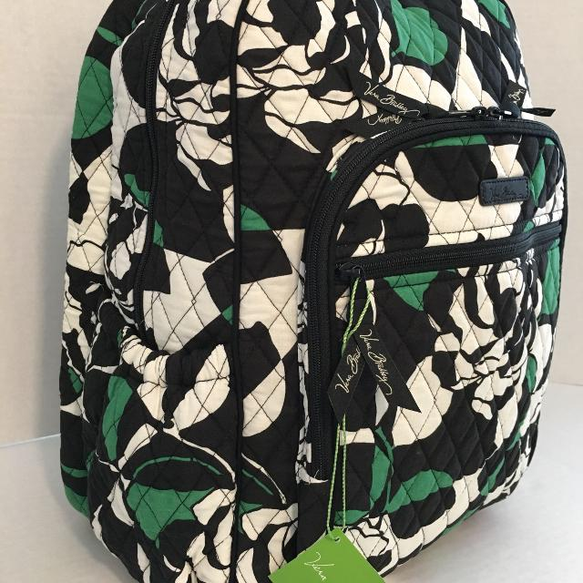 15c15cd8916f Find more New Vera Bradley Campus Tech Backpack for sale at up to 90 ...