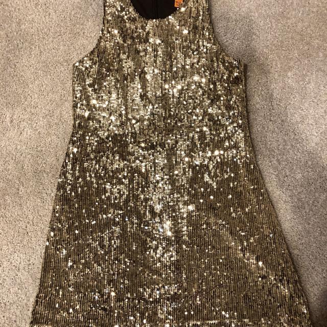 b4ec68422f66 Find more Tory Burch Sequin Dress for sale at up to 90% off