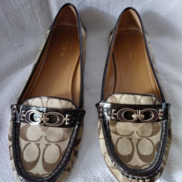 c880f70babe Find more Coach Loafers Size 10 for sale at up to 90% off