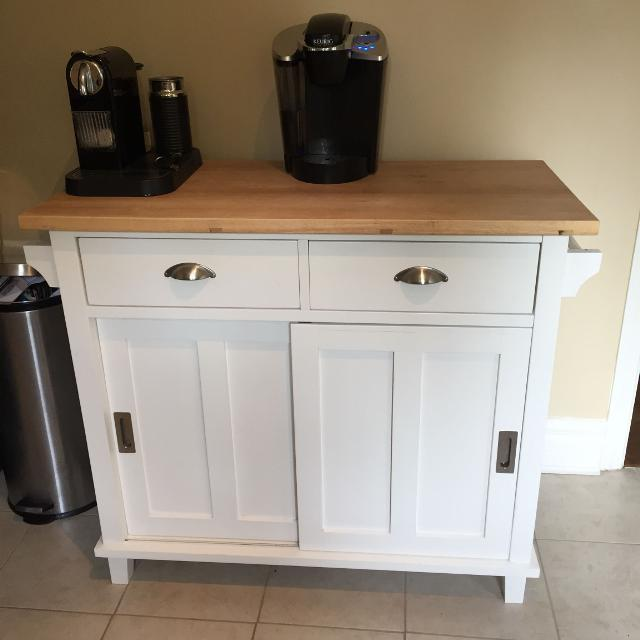 Find More Belmont Kitchen Island From Crate Barrel For Sale At Up To 90 Off