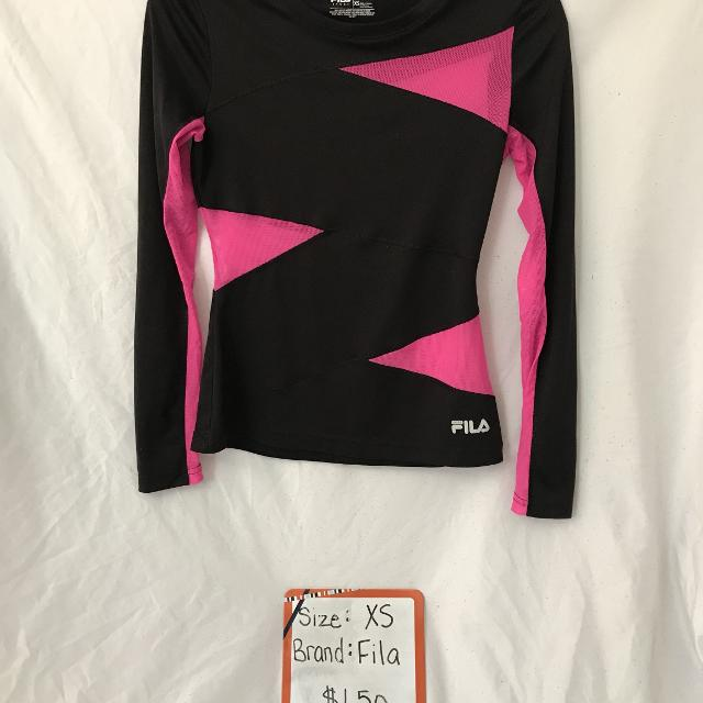 421281495ec5 Find more Fila Running Shirt for sale at up to 90% off