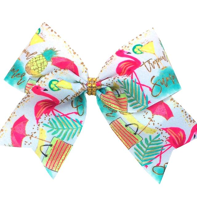 101d49db7 Best Lilly Pulitzer Style Summer Flamingo Cheer Bow for sale in  Hendersonville, Tennessee for 2019
