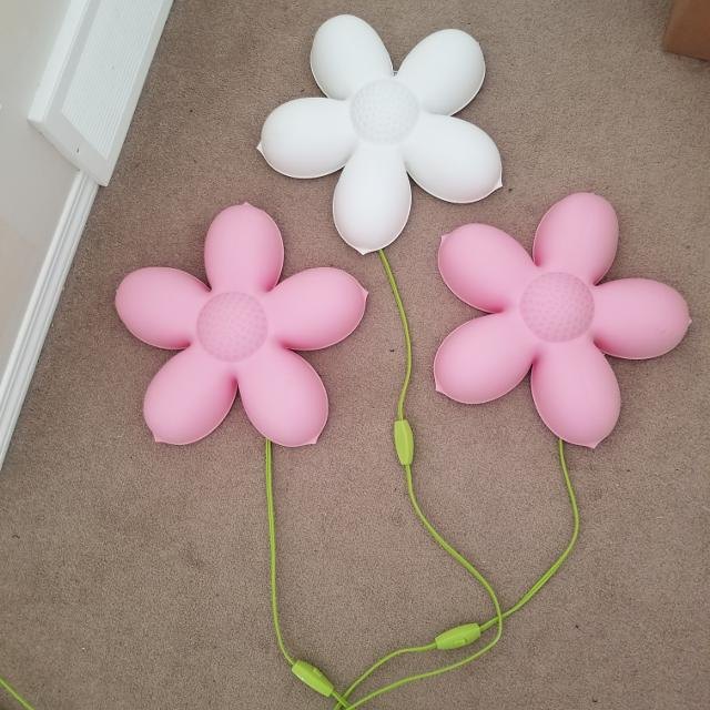Find more ikea wall flower lights for sale at up to 90 off ikea wall flower lights aloadofball Images