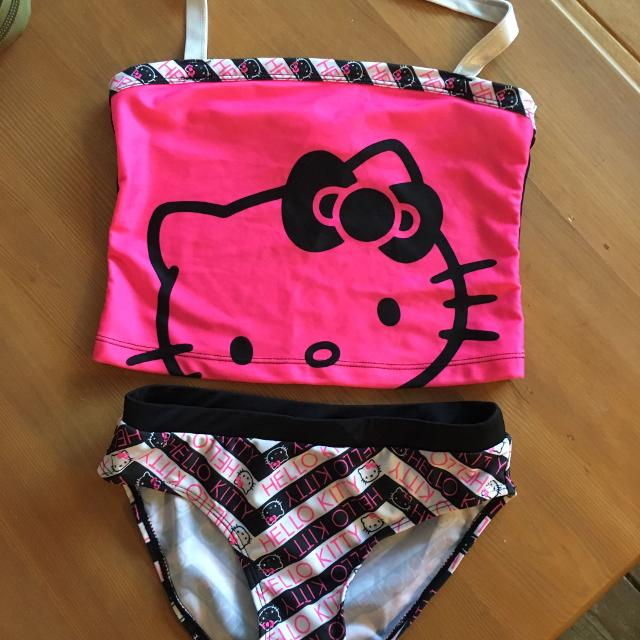 4eb62c1387 Best Nwot Hello Kitty Bathing Suit Size 10/12 $8 for sale in Ladner,  British Columbia for 2019