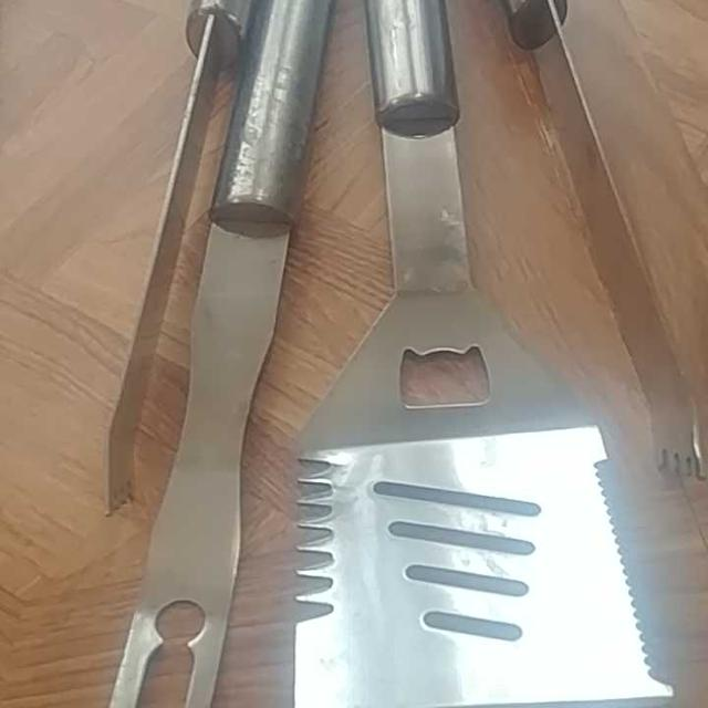 Best Stainless Steel Barb Que Set For In Winkler Manitoba 2019