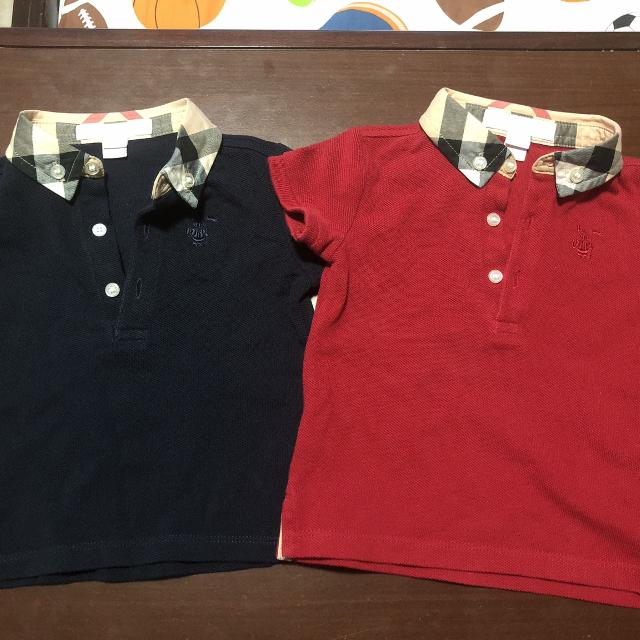 bb50e655bf8b Best Baby Boy Burberry Shirt for sale in Brazoria County