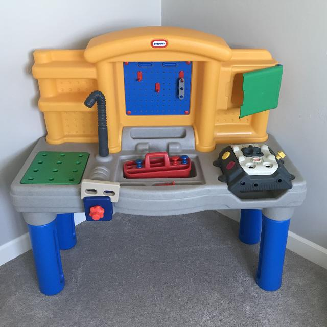 Best Little Tikes Tool Bench For Sale In Appleton