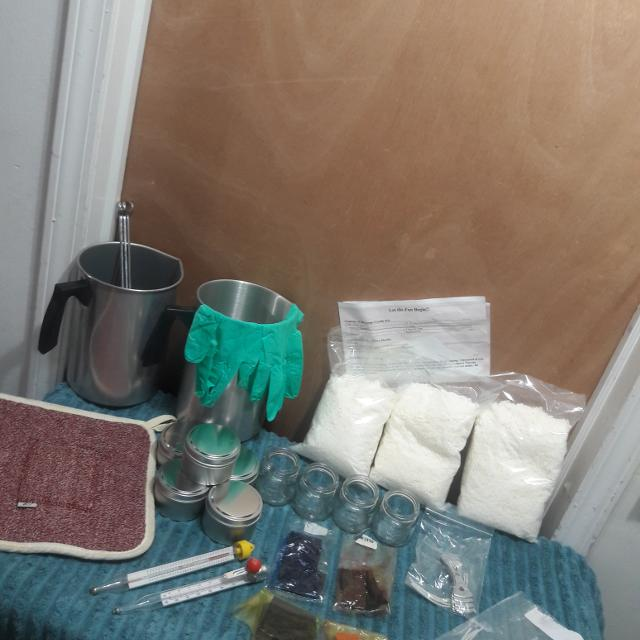 Find More Fp Candle Making Kit With Instructions For Sale At Up To