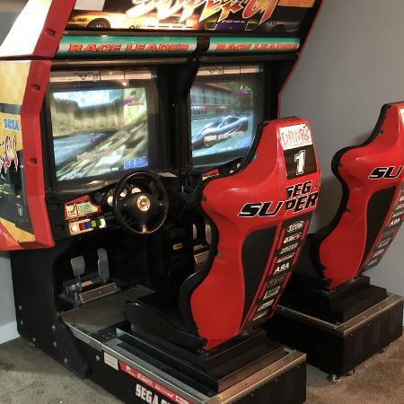 Racing arcade game for sale  Canada