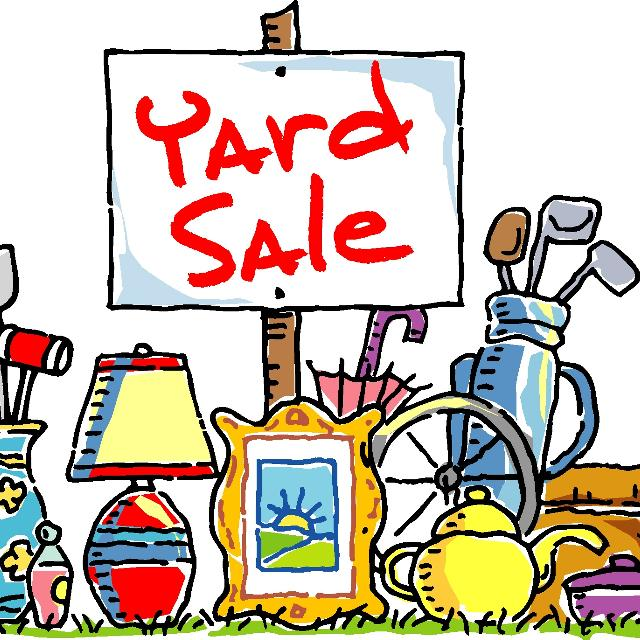 Yard Sale West End Caledonia And Eglinton In North York Ontario For