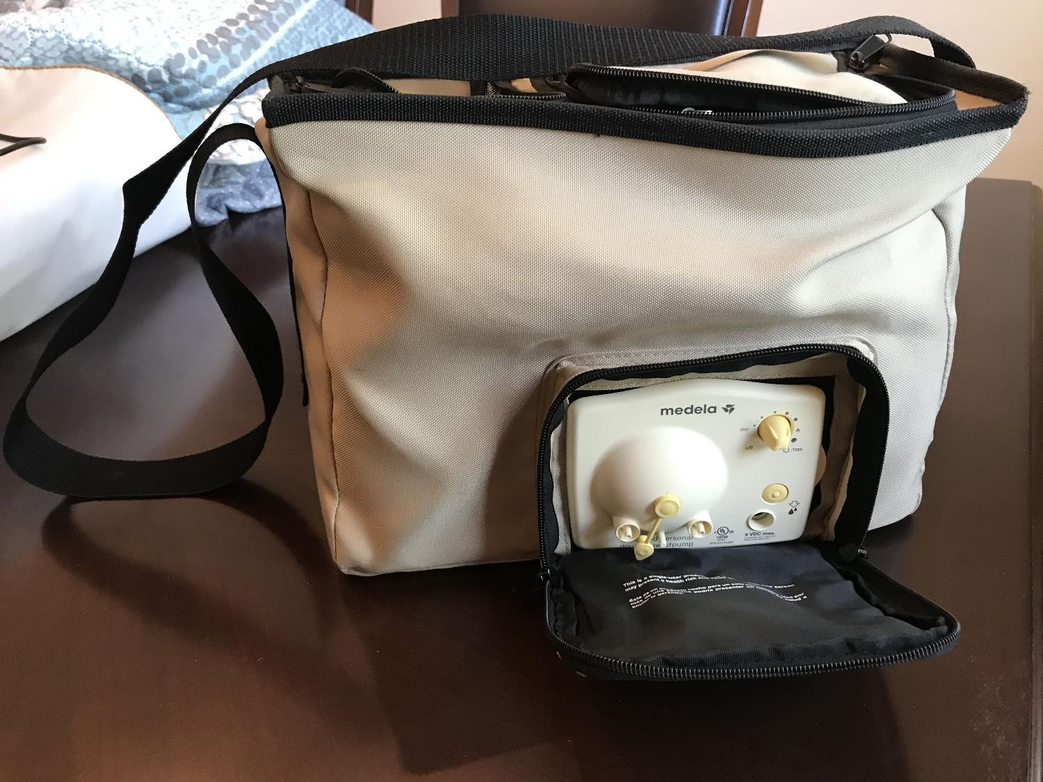 Best Medela Advanced Personal Double Breast Pump For Sale In