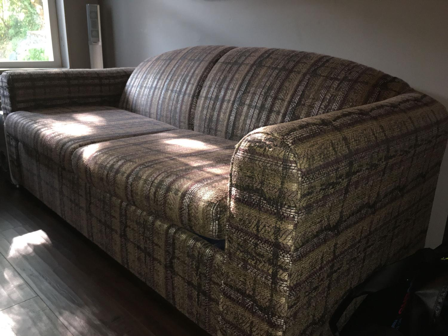 Find more Euc Hide a bed, Pull Out Couch, Sofa Bed for ...