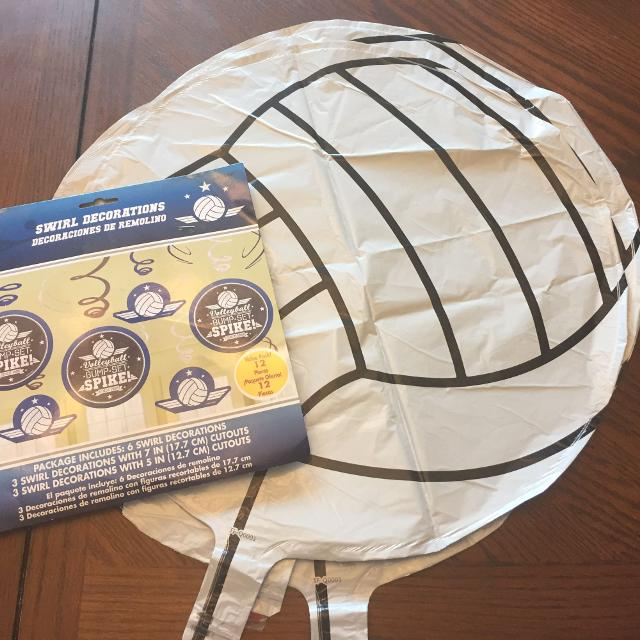 Best Volleyball Theme Party Decorations For Sale In Jefferson City