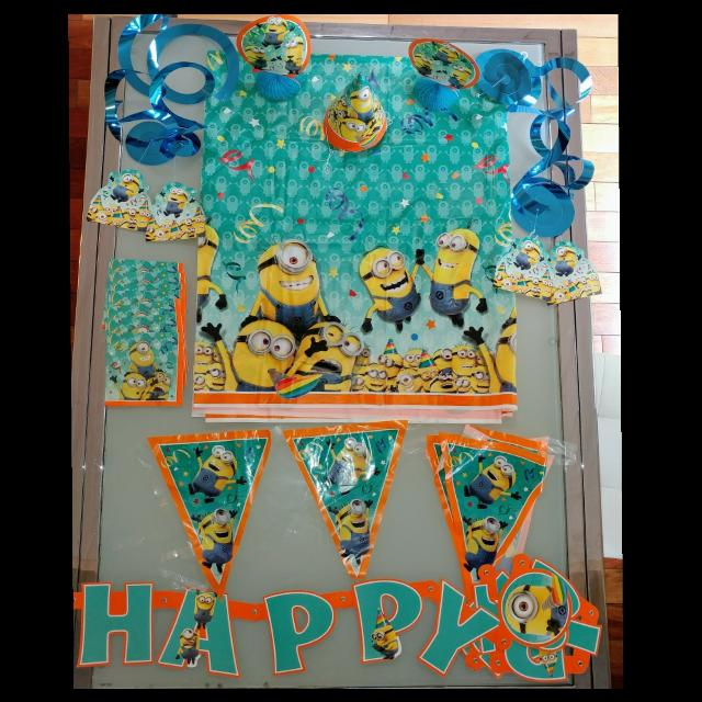Best Minions Birthday Party Decorations Lot For Sale In Stouffville Ontario 2019