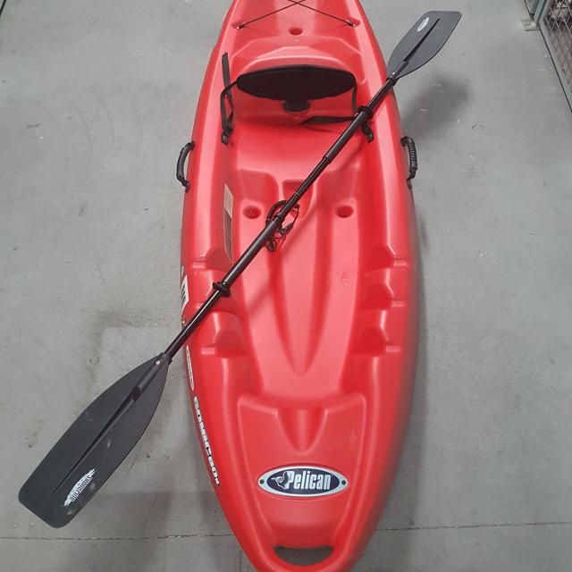 Best Pelican Sonic 80x Sit On Kayak 8 Ft For Sale In The Beaches