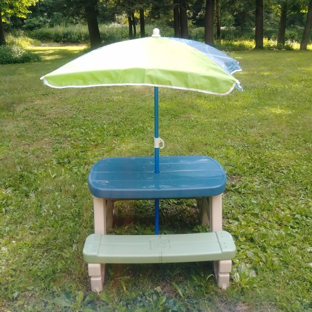 Best Step Kids Picnic Table For Sale In Port Huron Michigan For - Picnic table michigan