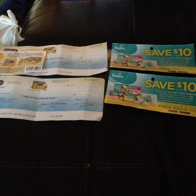 Find More Trades Below See All Photos 2 12 49 Enfamil A Cheques