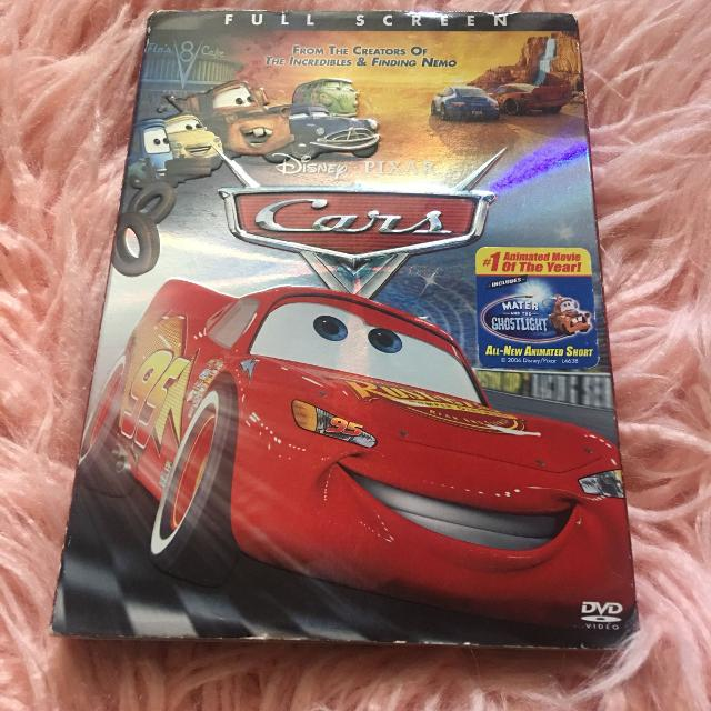 Find More Cars Dvd For Sale At Up To 90 Off