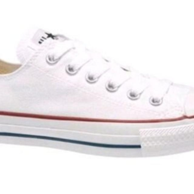 2800dbefeabbb6 Best Brand New White Converse Size 9w 7.5m for sale in Yorkville ...