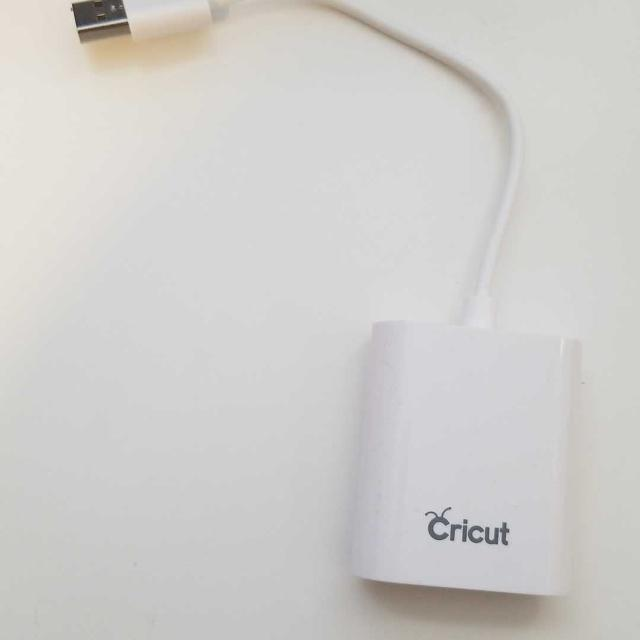 Excellent condition Cricut easy Cartridge Adapter